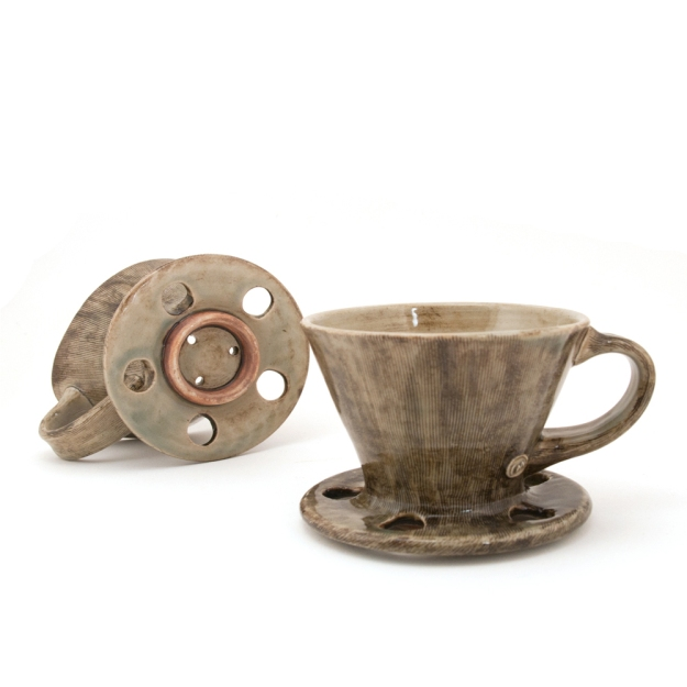 Pour-Over With Peep Holes